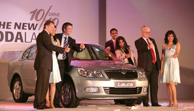 skoda-laura-launch